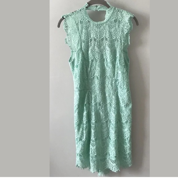 025909c125233 Free People Dresses | Intimitaly Lace Dress S Day Dream Mint | Poshmark